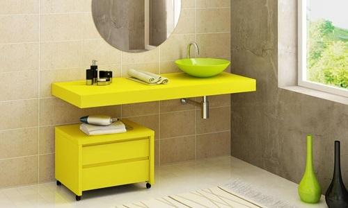 Banheiros decorados pequenos -> Decoracao De Banheiro Com Louca Preta