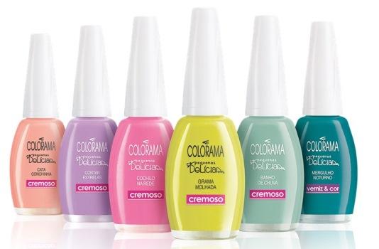 706976 Nova coleção de esmaltes Colorama 2015 1 Nova coleção de esmaltes Colorama 2015