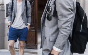 Tendência de moda para homens em 2015