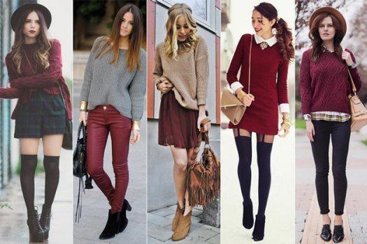 710205 Conheça o tom Marsala para moda 2015 1 Conheça o tom Marsala para moda 2015