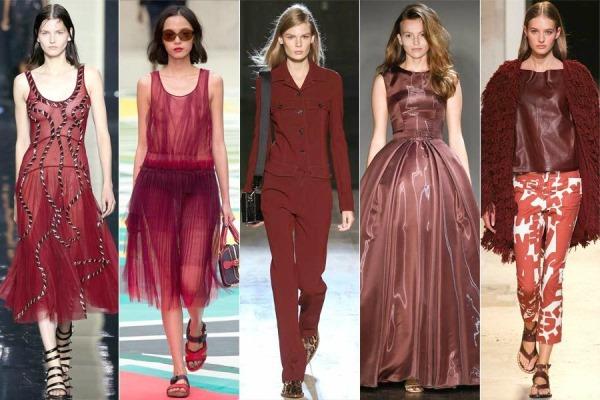 710205 Conheça o tom Marsala para moda 2015 4 Conheça o tom Marsala para moda 2015