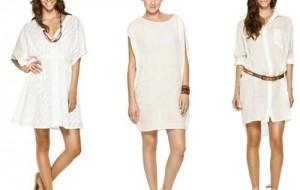 Vestidos plus size brancos para réveillon 2015