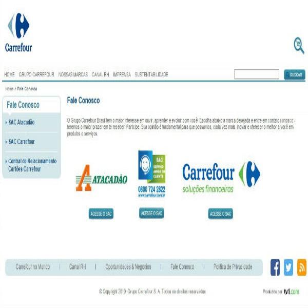 71421 contato carrefour 600x600 Trabalhe Conosco Carrefour   Enviar Curriculum