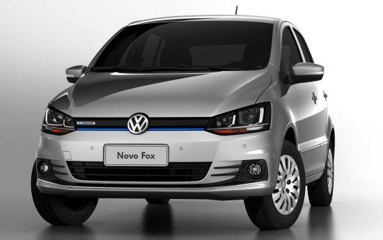 Novo Volkswagen Fox 2015 com novidades e preços