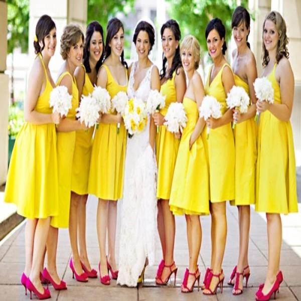 ideias de vestidos para madrinhas de casamento