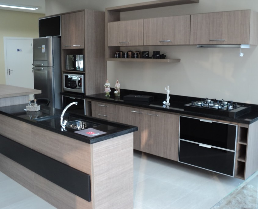 COZINHAS PLANEJADAS, IDEIAS E SUGESTÕES # Cozinha Planejada Pequena Bh