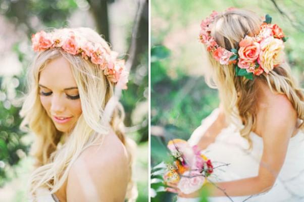 715686 Penteados para noivas com flores 2015 2 Penteados para noivas com flores 2015