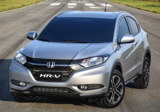 HR-V novo jipinho da Honda 2015