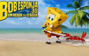 Trailer do filme Bob Esponja 3D