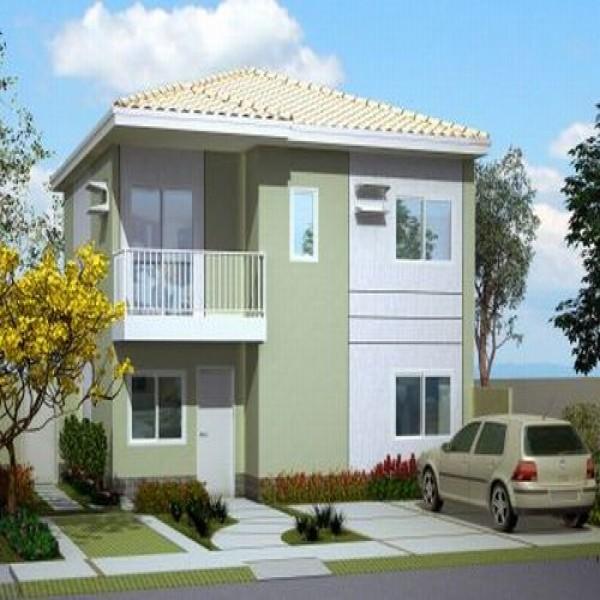 Fachadas de casas para 2015 for Pinturas 2016 para casas