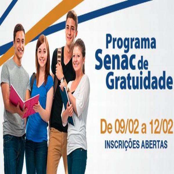 719075 cursos gratuitos senac rio grande do norte 2015 2 600x600 Cursos gratuitos Senac Rio Grande do Norte 2015