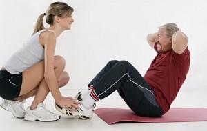 Atividades físicas para a terceira idade