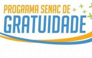 Inscrição Senac-RS cursos gratuitos PSG 2015