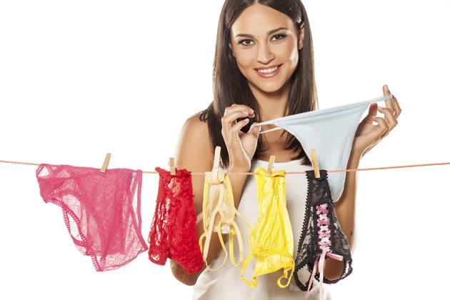 20 cuidados ao lavar e guardar sua roupa íntima