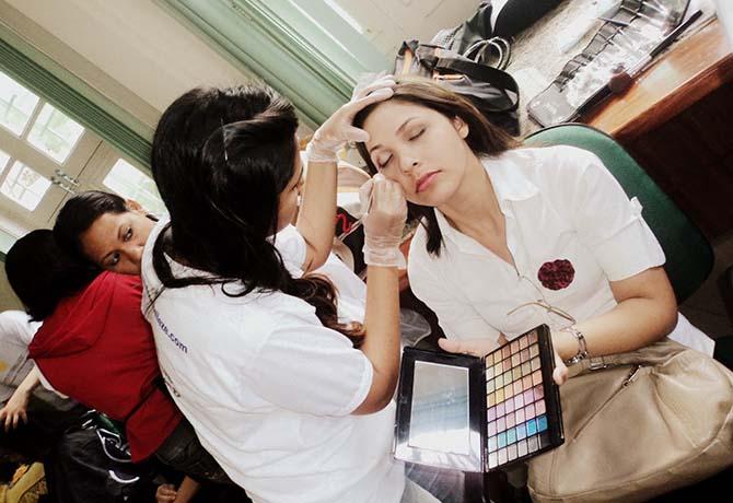 Cursos de maquiagem online 2015