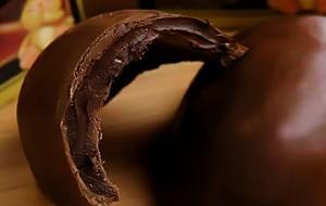 Páscoa com chocolate hidrogenado