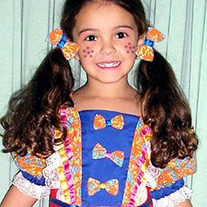 72198 junina1 300x300 Maquiagem Infantil para Festa Junina