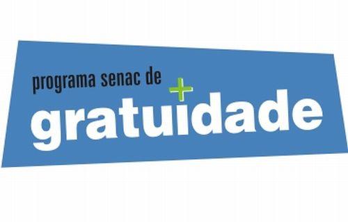 Senac Maringá cursos gratuitos 2015