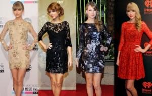 7 vestidos de luxo curtos para festas 2015