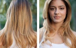 Mechas para o cabelo ficar mais natural