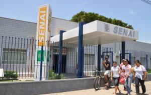 Cursos Senai Ceará 2015
