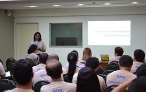 Curso Sesi Pernambuco 2015