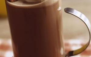 Receita de chocolate quente dicas e truques