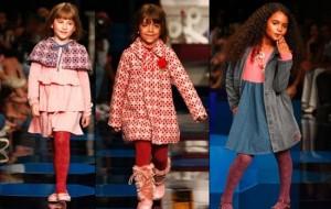 Moda infantil roupas inverno 2015
