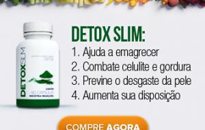Detox Slim – Toda a vedade ANTES QUE VC COMPRE!