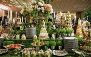 25 decoração de festas para casamento de luxo