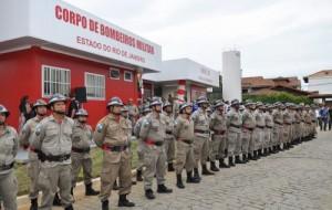 Concurso do Corpo de Bombeiros Militar RJ