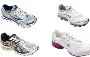 Dicas para escolher o tênis certo para atividades físicas