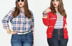 Moda plus size para crianças 2017