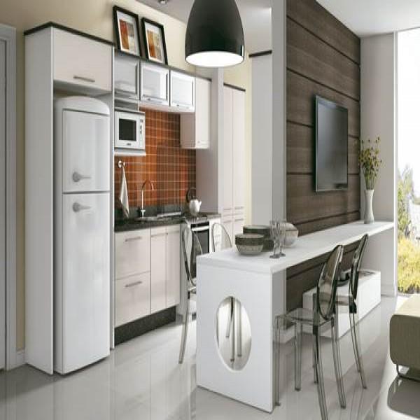 cozinha americana 2015 5 600x600 10 Modelos de cozinha americana 2015