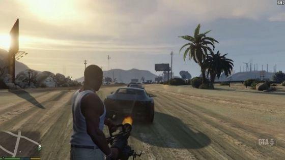 Novo mod GTA 5 permite atirar carros