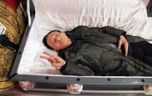 China: Experimente a morte por 40 dólares