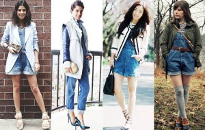 Jardineira vira tendência da moda em 2017