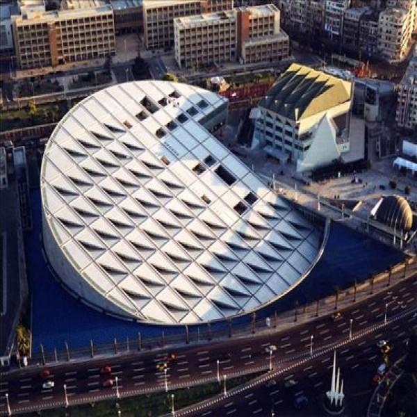 739005 os predios mais estranhos da terra 5 600x600 Os prédios mais estranhos da Terra