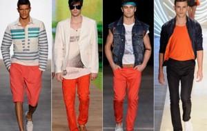 Looks masculinos inspirados nos anos 80