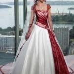 74548 corpo em destaque 150x150 Vestidos de Noiva Coloridos   Fotos
