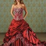 74548 para mulheres de atitude 150x150 Vestidos de Noiva Coloridos   Fotos