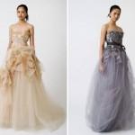 74548 tonalidades suaves que fogem do branco 150x150 Vestidos de Noiva Coloridos   Fotos