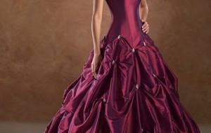 Vestidos de Noiva Coloridos – Fotos