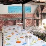 74992 churrasqueira de tijolo avista na varanda 150x150 Varandas de casas com Churrasqueira