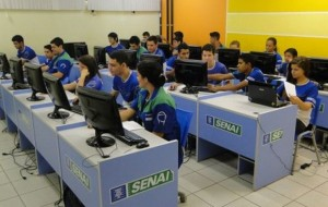 Senai-MT cursos técnicos 2016