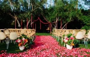 Ideias para decorar com rosas seu casamento