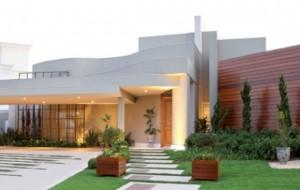 Fachadas para casas modernas e inovadoras