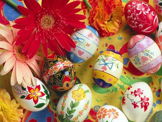 765 Símbolos da Páscoa para Colorir 000 Símbolos da Páscoa para Colorir | Figuras e Coelhinhos