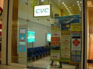76652 Trabalhe Conosco CVC Turismo 2 Pacotes Viagens CVC Rodoviário e Ônibus 2012