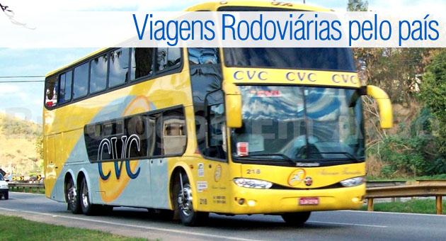 76652 viagens rodoviarias pelo pais Pacotes Viagens CVC Rodoviário e Ônibus 2012